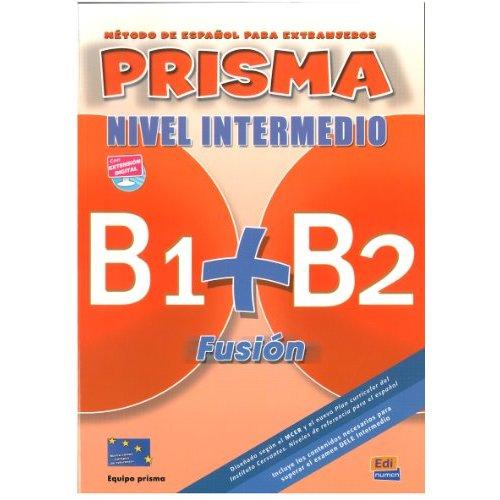 PRISMA FUSION B1 B2  L  DEL ALUMNO  CD