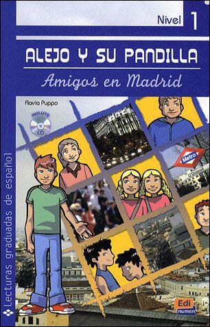 ALEJO Y SU PANDILLA 1 EN MADRID CON CD
