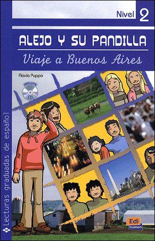 ALEJO Y SU PANDILLA 2 EN BUENOS AIRES CON CD