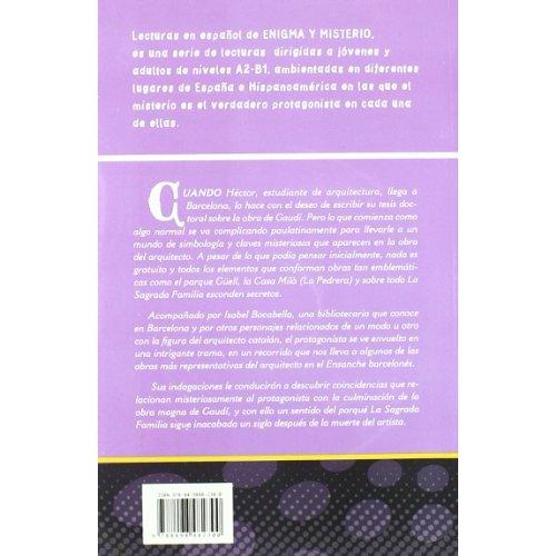 GAUDI INACABADO LIBRO CON CD