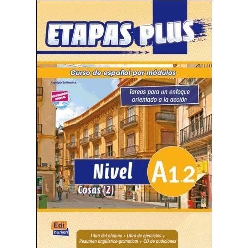 ETAPAS PLUS A1 2  LIBRO DEL ALUMNO