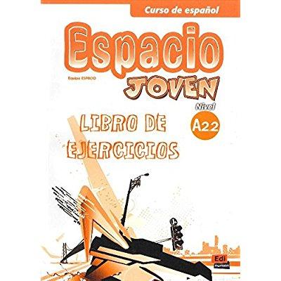 ESPACIO JOVEN A2 2 LIBRO DE EJERCICIOS