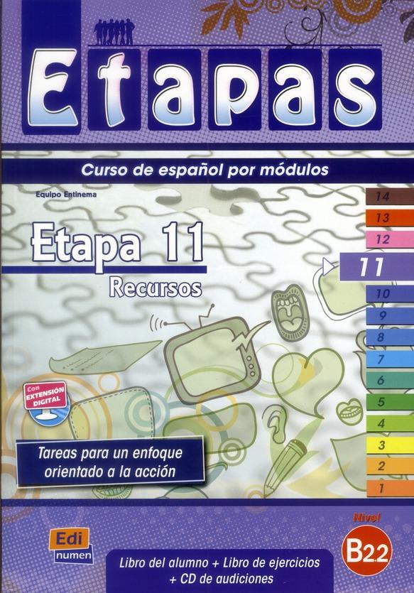 ETAPA 11  RECURSOS  LIBRO DEL ALUMNO