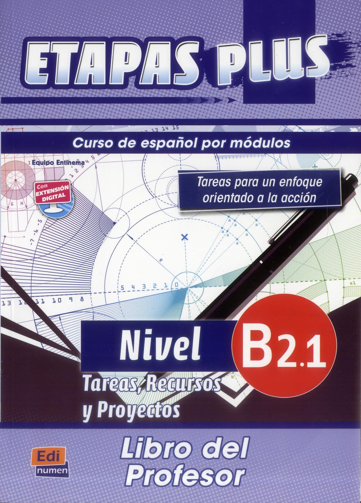 ETAPAS PLUS B2 1  LIBRO DEL PROFESOR