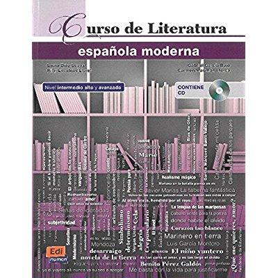 CURSO DE LITERATURA ESPANOLA MODERNA  CD