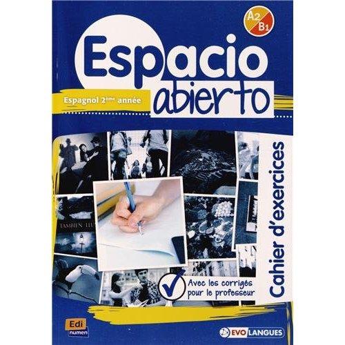 ESPACIO ABIERTO A2 B1 CAH  D EX CORRIGES