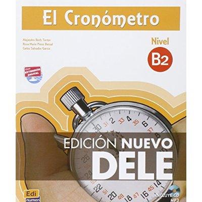 EL CRONOMETRO B2 EDICION NUEVO DELE