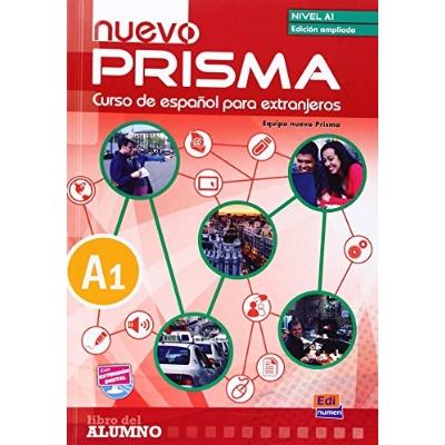 NUEVO PRISMA A1 EDIC AMPLIADA LIBRO DEL ALUMNO