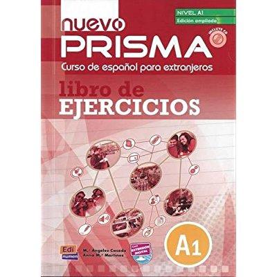 NUEVO PRISMA A1 EDIC AMPLIADA LIBRO DE EJERCICIOS CON CD