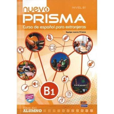 NUEVO PRISMA B1 LIBRO DEL ALUMNO