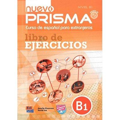 NUEVO PRISMA B1 LIBRO DE EJERCICIOS CON CD