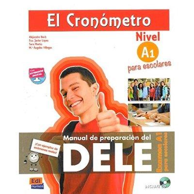 EL CRONOMETRO A1 ESCOLARES CON CD