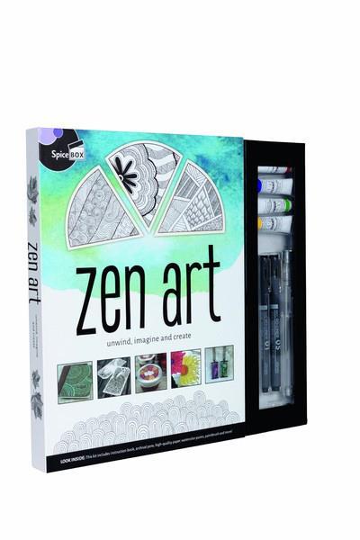 ART ZEN - DETENTE, IMAGINATION ET CREATION