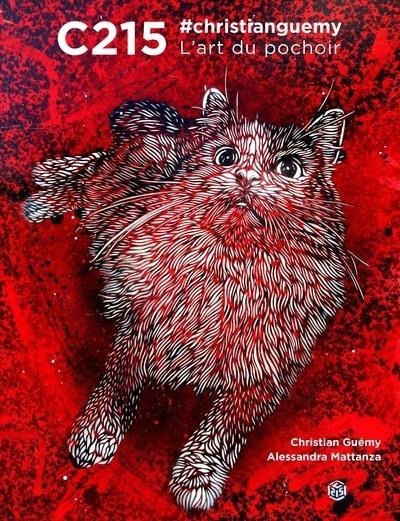 C215 #CHRISTIANGUEMY - L'ART DU POCHOIR