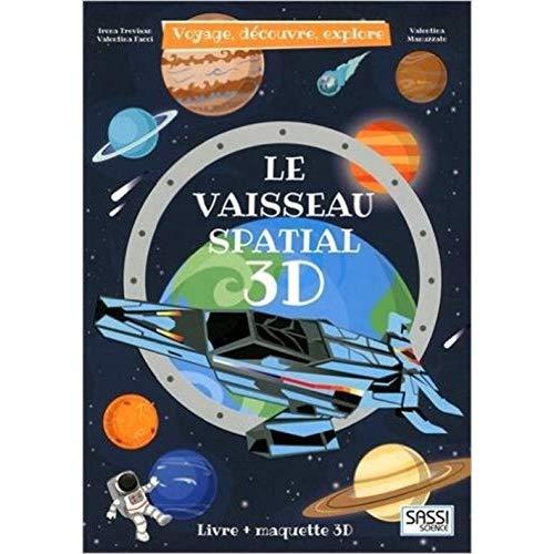 CONSTRUIS LE VAISSEAU SPATIAL 3D