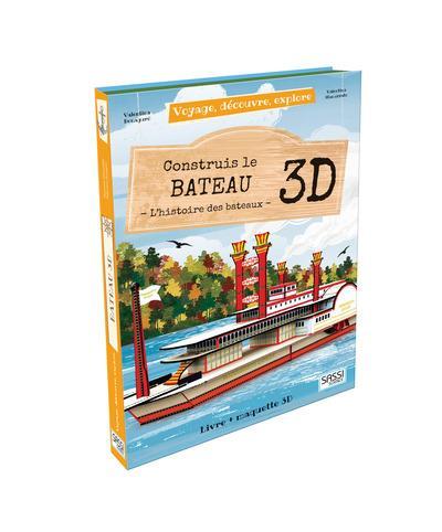 CONSTRUIS LE BATEAU 3D