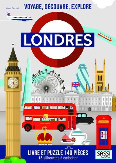 VOYAGE ET EXPLORE LONDRES