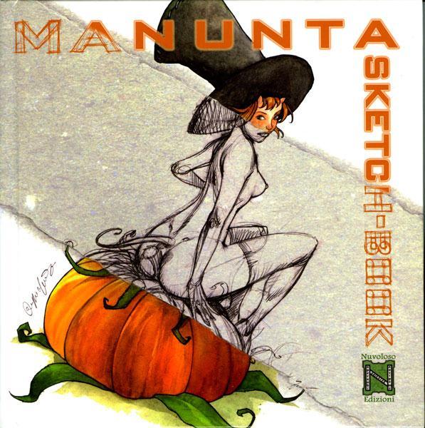 MANUNTA SKETCH BOOK