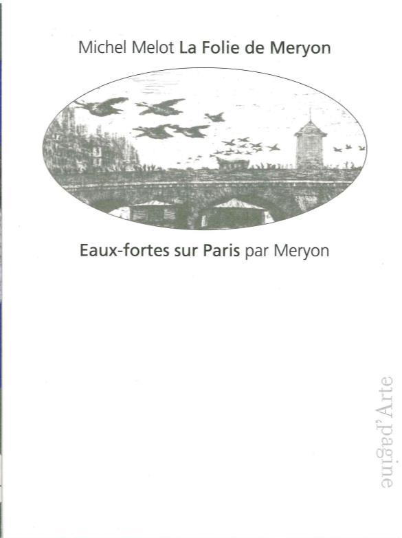 EAUX-FORTES SUR PARIS