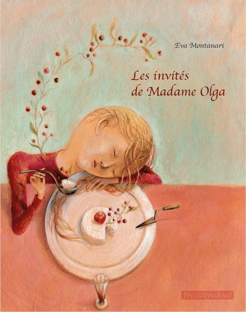 INVITES DE MADAME OLGA (FRANCAIS)