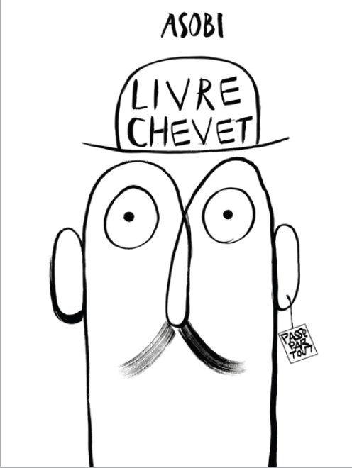 LIVRE CHEVET