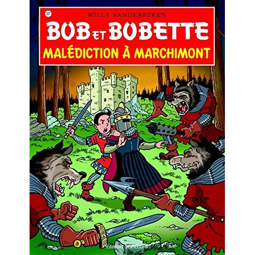 BOB ET BOBETTE T 327 MALEDICTION A MARCHIMONT