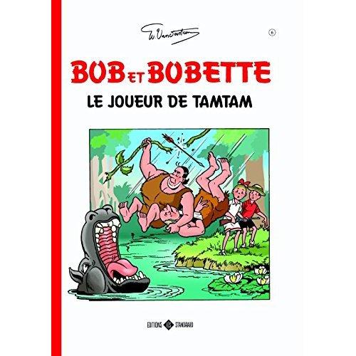 BB CL 06 LE JOUEUR DE TAMTAM
