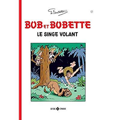 BOB ET BOBETTE 17 SINGE VOLANT