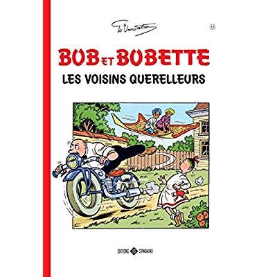 BB 19 LES VOISINS QUERELLEURS