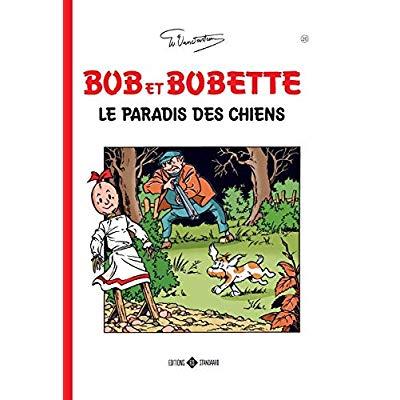 BB 20 LE PARADIS DE CHIENS