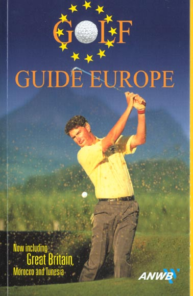 GUIDE GOLF EUROPE 2001/2002/03
