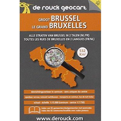 50 BRUSSEL . BRUX. - POCKET