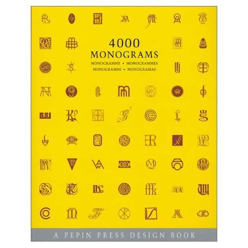 4000 MONOGRAMS