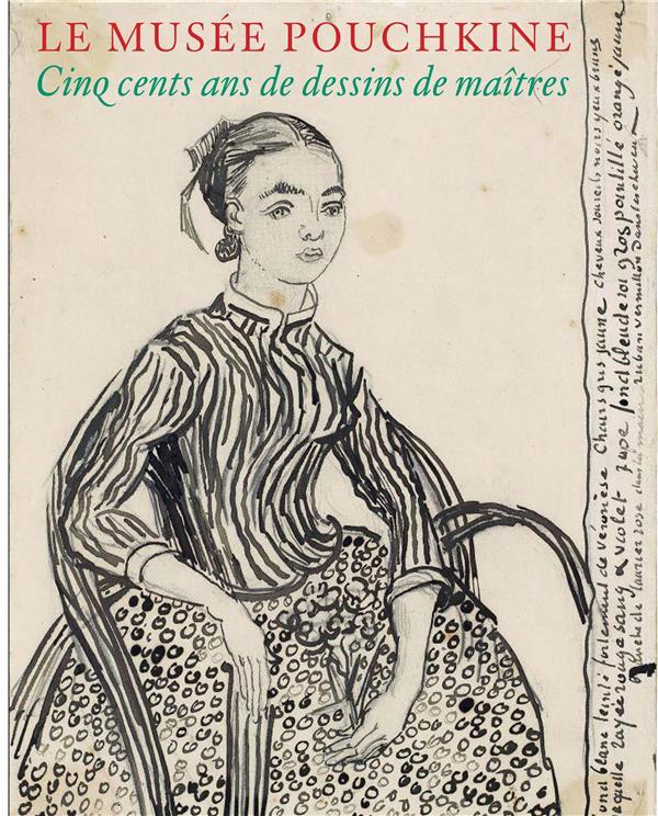 LE MUSEE POUCHKINE - CINQ CENTS ANS DE DESSINS DE MAITRES