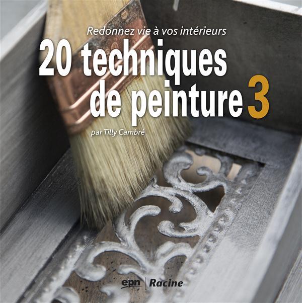 20 TECHNIQUES DE PEINTURE 3