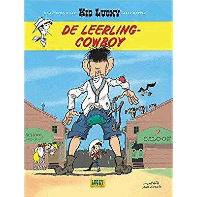 KID LUCKY (DE AVONTUREN VAN) T1 DE LEERLING-COWBOY