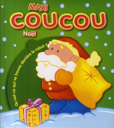 NOEL - VERT MAXI COUCOU