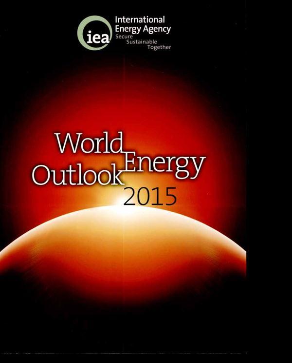 WORLD ENERGY OUTLOOK 2015