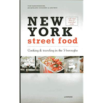 NEW YORK STREET FOOD /ANGLAIS