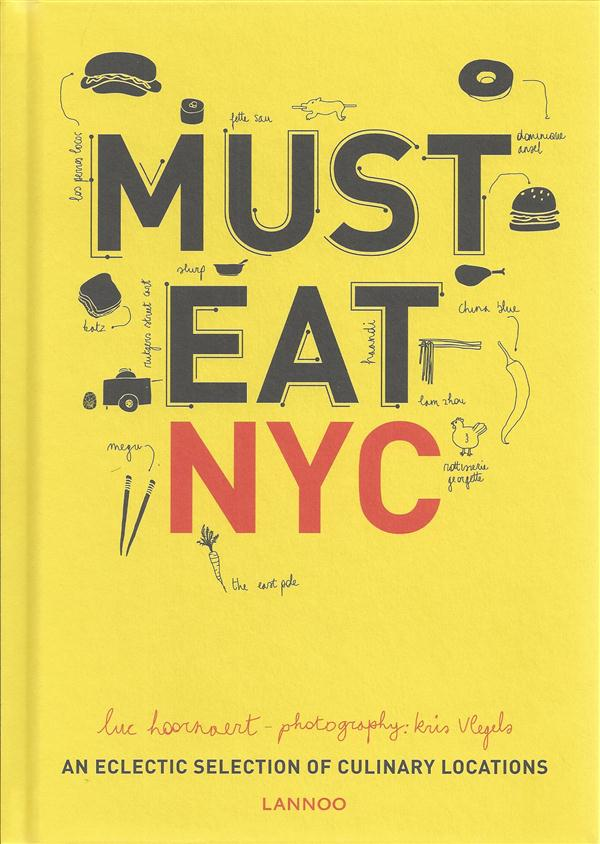 MUST EAT NYC /ANGLAIS