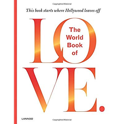 THE WORLD BOOK OF LOVE /ANGLAIS