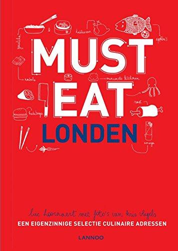 MUST EAT LONDON (VERSION ANGLAISE)