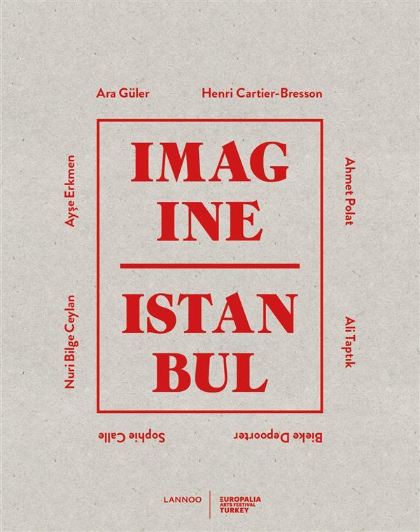 IMAGINE ISTANBUL /ANGLAIS