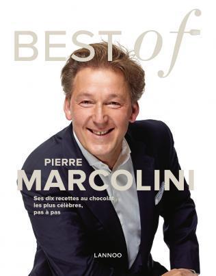 BEST OF PIERRE MARCOLINI : SES 10 RECETTES AU CHOCOLAT LES PLUS CELEBRES, PAS A PAS