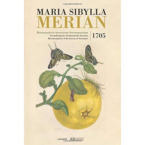 MARIA SIBYLLA MERIAN METAMORPHOSIS INSECTORUM /ANGLAIS/NEERLANDAIS