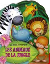 ANIMAUX DE LA JUNGLE (LES)(JFK)