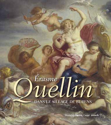 ERASME QUELLIN DANS LE SILLAGE DE RUBENS