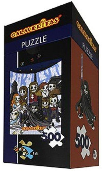 PUZZLES - MEDIEVAL
