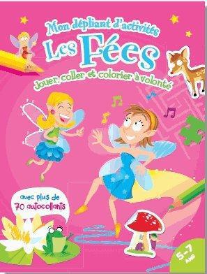 FEES - MON DEPLIANTS D'ACTIVITES (LES)