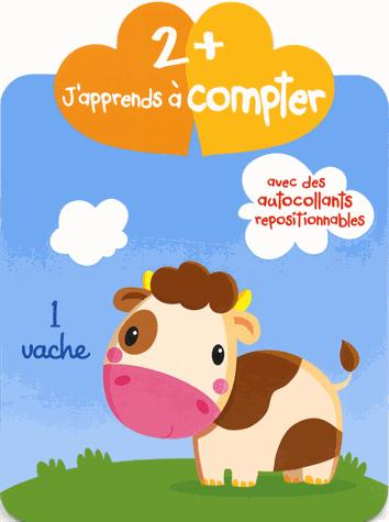 J'APPRENDS A COMPTER VACHE
